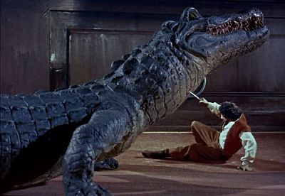 F/X wizard Ray Harryhausen brings his stop-motion magic to the 1960 fantasy film, on Blu-ray next week!