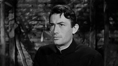 Gregory Peck is a Scottish missionary in China in the spiritual epic drama, coming to Blu-ray next week!