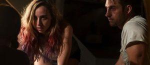 Zoe Kazan and Scott Speedman in The Monster
