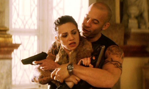 Vin Diesel returns as Xander Cage on the eve of the 2002 action-adventure franchise's reboot!
