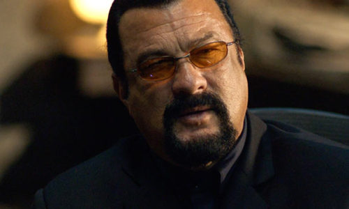 Steven Seagal returns to do what he does in his latest action thriller, coming to disc and digital next week!