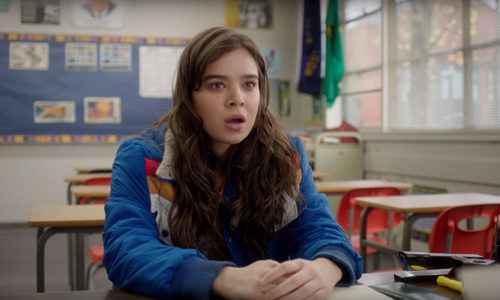 The instant high school classic starring Hailee Steinfeld is now available on disc and digital!