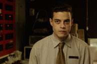 Non-linear tale stars Rami Malek as a psychologically distraught mountain man.