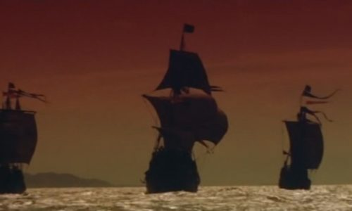 RIdley Scott's 1992 epic on the adventures of Christopher Columbus is coming in early June!