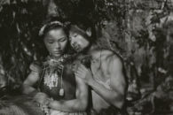 Von Sternberg's exotic 1953 tale of Japanese sailors shipwrecked on an island during WWII.
