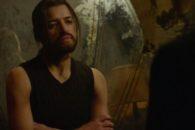Genitalia-manipulated Michelle Rodriguez kicks ass in Walter Hill's neo-noir revenge thriller.