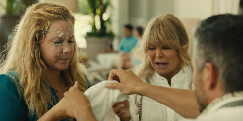 Goldie Hawn and Amy Schumer team up for mother-and-daughter comedy, coming to disc in August!