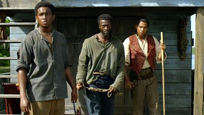The harrowing journey to freedom along the Underground Railroad continues...