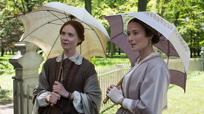 Cynthia Nixon is poet Emily Dickinson in the acclaimed biographical drama, now available!