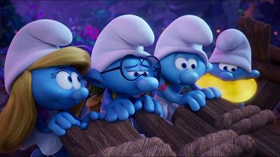 ....................................The Smurfs' latest adventure is now available on disc and digital!