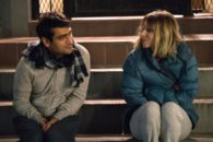 Likable performers--one in a coma--highlight this agreeable rom-com.