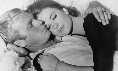 Steve McQueen and Natalie Wood star in the 1963 romantic comedy-drama, now back on disc!