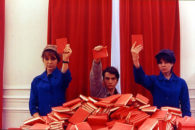 Godard's radical 1967 drama, political in both content and form.