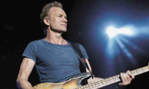 Sting's latest performance in the French capital has arrived on disc and digital!