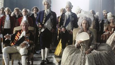 The 1994 historical drama has returned to disc!
