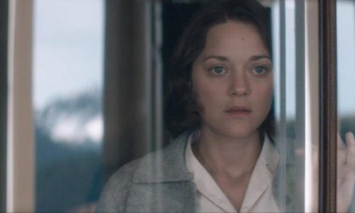 Marion Cotillard stars in the sensuous romantic drama, available on DVD today!