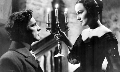 Richard Burton and Olivia de Havilland star in the 1952 gothic romance, coming to Blu-ray later this month!