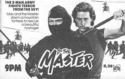 The 1984 ninja-themed action-filled TV series starring Lee Van Cleef and Timothy Van Patten comes to disc!