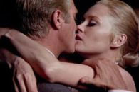 McQueen and Dunaway dazzle in the great caper romance.