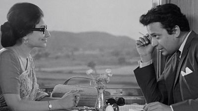 Satyajit Ray's 1966 meditative study on art, fame and regret arrives from Criterion this week!