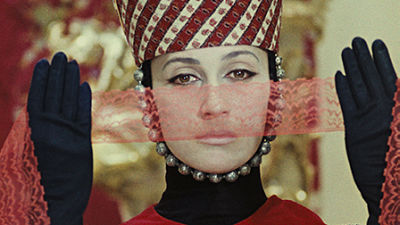 Sergei Parajanov's colorful 1969 masterwork receives the Criterion treatment! Now available!