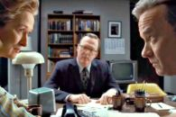 Hanks and Streep star in Spielberg's solid Pentagon Papers saga.
