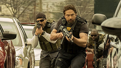 Gerard Butler stars in the L.A. crime saga, now available!