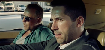 Scott Adkins and Louis Mandylor star in the action-comedy, coming in June!