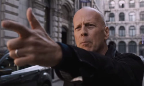Bruce Willis stars in the remake of the '74 Charles Bronson thriller! Coming next week!