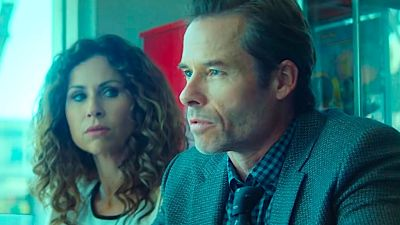 Guy Pearce and Minnie Driver star in the mystery-thriller, coming next week!