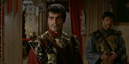 The 1965 epic stars Omar Sharif as the brutal 12th Century Mongolian military genius. Coming soon!