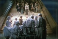 Powell & Pressburger's lustrous 1946 humanistic afterlife fantasy,