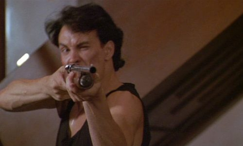 The 1992 action-thriller Rapid Fire starring the late Brandon Lee arrives on Blu-ray next week!