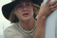 Shailene Woodley is lost at sea in this solid survival tale.