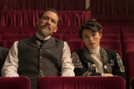 Knightley stars in smart, handsome costume drama on the 19th Century writer.