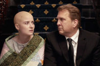 Uplifting drama/comedy of a positive-thinking teenage girl dying of cancer.