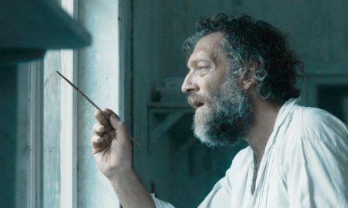 Vincent Cassel stars as the renowned French artist in the exotic drama, now available!