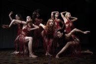 Kooky reworking of Argento's 1979 horror mystery set at a dance academy.