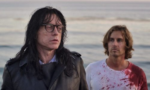 The Room's Tommy Wiseau and Greg Sestero return in a new comedy-thriller, available this week!