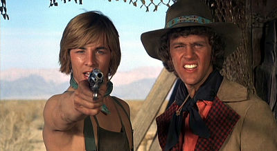 Don Johnson and John Rubinstein star in the outrageous 1971 musical cult flick, now on disc!