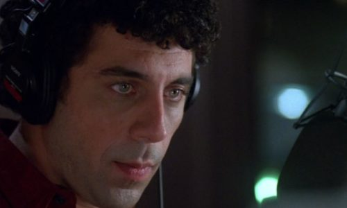 Eric Bogosian stars in writer-director Oliver Stone's 1988 adaptation of his fiery drama, coming to Blu-ray next week!