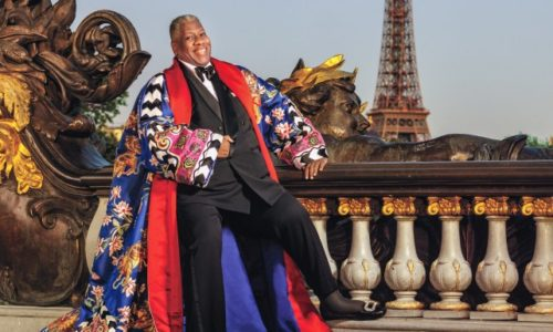 The doc on world of fashion fixture André Leon Talley arrives on disc next week!