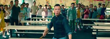 Donnie Yen goes back to school in the action-comedy, arriving today!