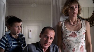 Michael Haneke's tense 1997 home hostage invasion drama receives the Criterion treatment this week!