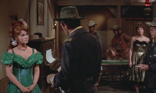 The 1966 remake of the 1939 classic western is now on Blu-ray from Twilight Time!