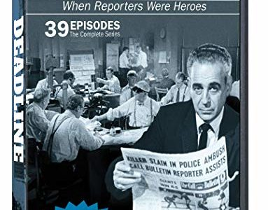 The 1959 series based on actual newspaper stories is coming this week!
