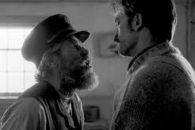 Pattinson & Dafoe in strange horror entry about lighthouse keepers.