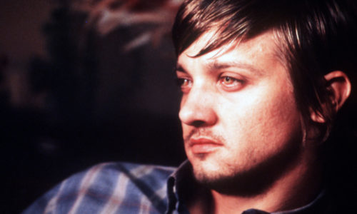 Jeremy Renner is the notorious serial killer in the 2002 crime drama.