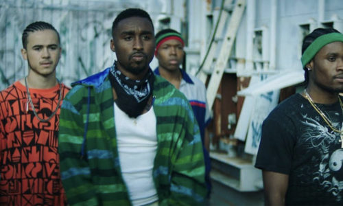 Shameik Moore and Wesley Snipes star in RZA's action-filled crime drama!