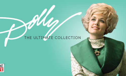 Time Life's 19-DVD collection of all things Dolly Parton is available now!